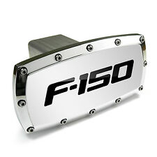 Ford F-150 Engraved Billet Aluminum Tow Hitch Cover