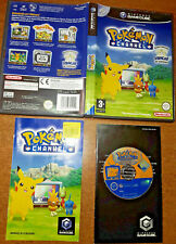 GIOCO VIDEOGIOCO POKEMON CHANNEL NINTENDO GAMECUBE GAME CUBE PAL ITALIANO