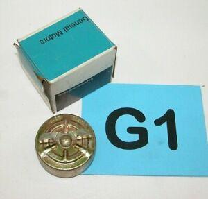 71-74 Camaro Chevelle Nova Cutlass Vented Gas Filler Cap NOS GM 413755 #G1