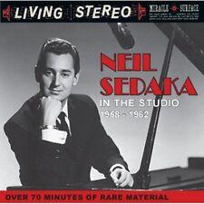 Neil Sedaka - In the Studio 1958-62 [New CD] UK - Import