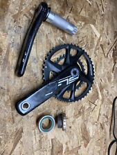 FSA SL-K Light 386 Evo Hollow Carbon 165mm 46/30T Crankset