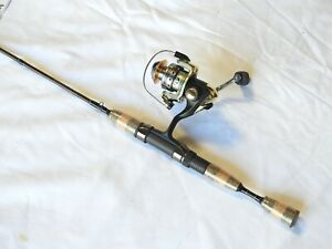 "Elite 5'6"" 1PC Spinning Ultralight Trout Combo/ 5 BB Reel 1-5 Lb"