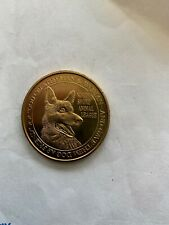 1945-1975 NORTH SHORE ANIMAL LEAGUE 30 YEARS OF SAVING ANIMALS MEDAL Dog and Cat