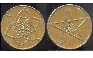 MAROC MAROC 5 mazunas 1330 - 1911 ( état )