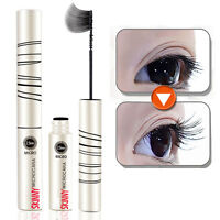 Makeup Black Skinny Mascara Waterproof Long Curling Extension EyeLashes Cosmetic