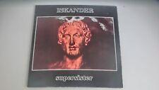 Supersister Iskander Polydor 2925 021 NL 1th 1973 & Sheet Dutch Prog. LP
