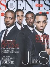 JLS - ASTON MERRYGOLD - MARVIN HUMES - UK SCENTS Magazine Spring 2013  C#4A