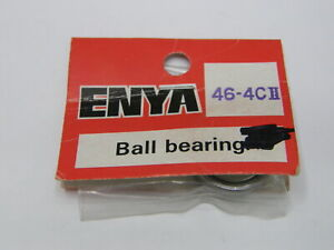 BEARING (B) FIT ON FRONT HOUSING FOR ENYA 46-4C II or 53-4C (Part # 464C207C)