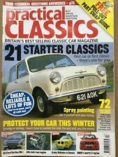 Practical Classics Magazine - December 2004 - Mini V8 Cortina BMW 3 Series