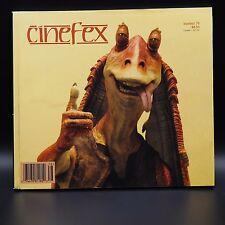 CINEFEX MAGAZINE #78 • STAR WARS EPISODE I: THE PHANTOM MENACE • July 1999