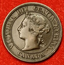 1882-H CANADA LARGE CENT PENNY GREAT COLLECTOR COIN GIFT CALC64