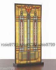 Frank Lloyd Wright Bradley House Stained Glass YT8339