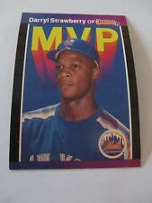 Darryl Strawberry - Lot of 25 - 1989 Donruss MVP #BC-6  - CHECK IT OUT!!!