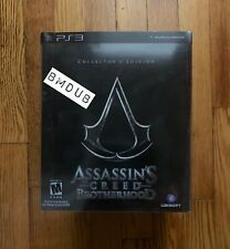 Assassin's Creed: Brotherhood -- Collector's Edition (Sony PlayStation 3, 2010)