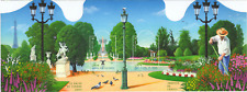 France Sheet 70 Mnh tuinen Gärten gardens  Off. Price € 3.80 1298