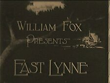 EAST LYNNE 1925 (DVD) ALMA RUBENS, EDMUND LOWE, BELLE BENNETT, LOU TELLEGEN