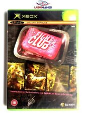 Fight Club Xbox Nuevo Precintado Videogame Retro Sealed Brand New PALUK