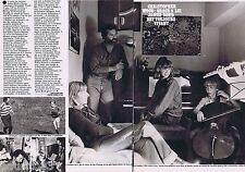 COUPURE DE PRESSE CLIPPING 1977 Christopher Wood  (2 pages)