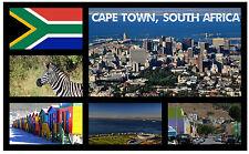 CAPE TOWN, SOUTH AFRICA - SOUVENIR NOVELTY FRIDGE MAGNET - BRAND NEW - GIFT