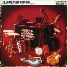 Urban Voodoo Machine - Bourbon Soaked Gypsy Blues Bop N' Stroll [New CD] UK - Im