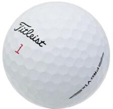 60 - 5 Dozen Titleist Pro V1x 2014 Near Mint AAAA Recycled Used Golf Balls