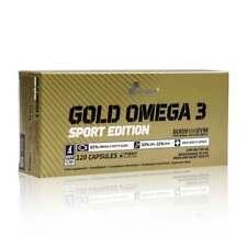 Olimp - Omega 3 Sport Edition 120 Kapseln - Fettsäuren - Fischöl