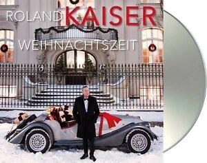 """Roland Kaiser """"weihnachtszeit"""" CD NEU Album 2021"""