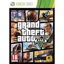 Grand Theft Auto V Jeu Xbox 360