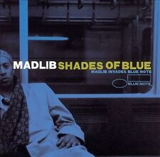 MADLIB - SHADES OF BLUE (NEW CD)