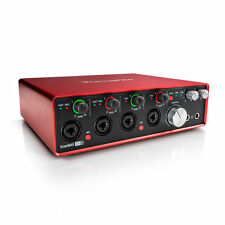 Focusrite Scarlett 18i8 Gen 1 USB Audio Interface