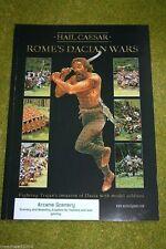 Grêle César des guerres de Rome daces