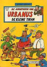 URBANUS 17 - DE KLEINE TIRAN