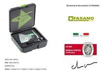 Messa in fase motori benzina Fiat Alfa Lancia 1.4 Multiair FASANO FG192/FT10