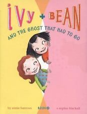 Ivy and Bean and the Ghost That Had to Go (Book 2) (Ivy & Bean)-ExLibrary