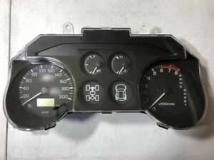 2000-2006 Mitsubishi Pajero NM NP AT 5Sp 3.5 Petrol Instrument Cluster Speedo KM