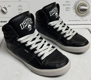 osiris shoes echo size 11 High Top skateboard shoes