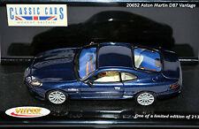 Aston Martin Db7 1/43 Vantage vitesse