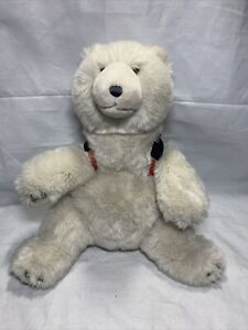 "GUND American Eagle OutfitterPolar Bear Plush Stuffed Animal Toy 19"" Backpack F1"