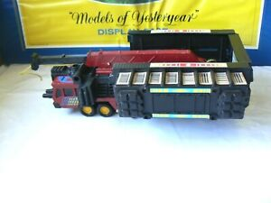 INCREDIABLY RARE VINTAGE RB-2522 MATCHBOX SUPERKINGS V.A.R.M.I.T. MOBILE CRANE