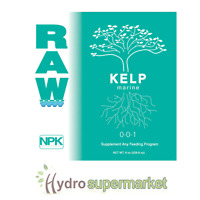 NPK INDUSTRIES RAW NUTRIENTS, KELP, SEAWEED EXTRACT, SOLUBLE PLANT FEED ADDITIVE