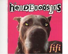 CD DE HEIDEROOSJESfifiEX-  (B1561)