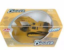 MINI REMOTE CONTROL RC DIGGER TOY BOYS CAR GADGET Working Excavator New