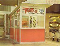 PA Philadelphia - MISTER TWISTY SOFT PRETZELS - v1970 5.5x7 postcard