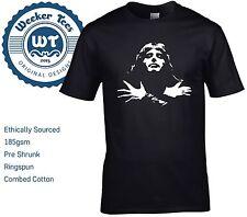 Queen Freddie Mercury T Shirt - Original design - Classic Rock Shirt Mens Ladies