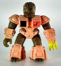 Battle Beasts #65 Tangolin Pangolin - No Weapon - Working Water Rub - Hi Res Pic