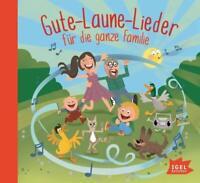 GUTE-LAUNE-LIEDER FÜR DIE GANZE FAMILIE - MUSIK (KINDER)   CD NEU
