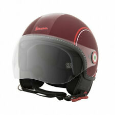 Vespa Modernist Motorcycle Helmet Matt Red XL ***Now £100.00***