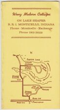 1960's Weng Modern Cottages Monticello Promotional Brochure