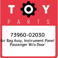 73960-02030 Toyota Air bag assy, instrument panel passenger w/o door 7396002030,