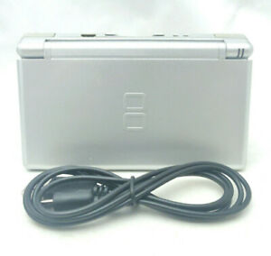 Nintendo DS Lite System & USB Charge Cable Working w/Cosmetic Defect Pick Color